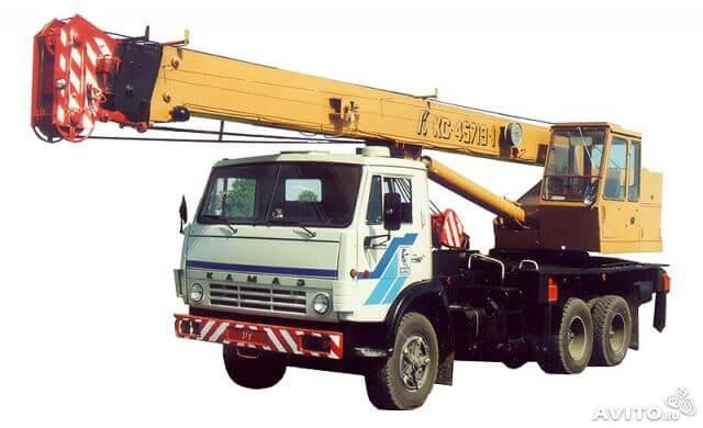 Галичанин КС 35719 14 тонн