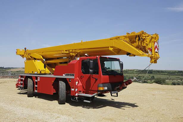 Liebherr LTM 1040 40 тонн