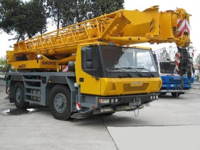 Grove GMK 2035 - 32 тонны